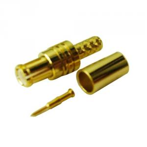MCX R/A Jack for RG174 Connector manufacturer TAIWAN