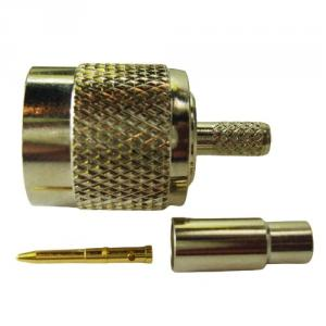 TNC Plug for RG174 TNC Connector Supplier TAIWAN